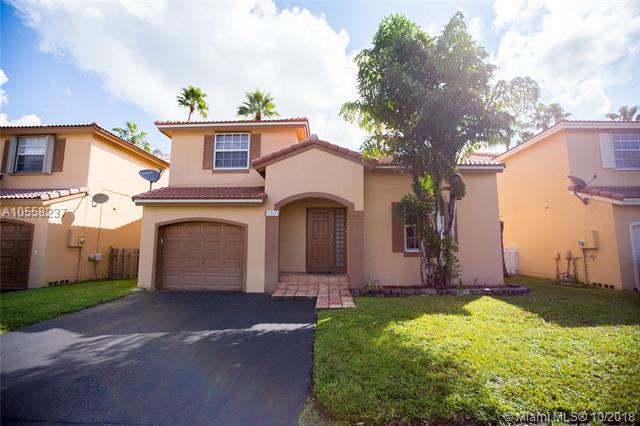1310 NW 125 Terrace, Sunrise, FL 33323 (MLS #A10558237) :: The Teri Arbogast Team at Keller Williams Partners SW