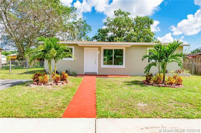 331 N 70th Ave, Hollywood, FL 33024 (MLS #A10558327) :: Castelli Real Estate Services