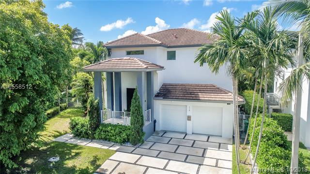 618 Curtiswood Dr, Key Biscayne, FL 33149 (MLS #A10558512) :: Prestige Realty Group