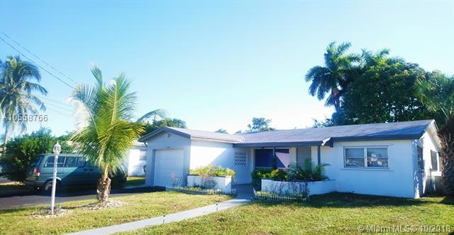 3362 NW 33rd Ave, Lauderdale Lakes, FL 33309 (MLS #A10558766) :: Green Realty Properties