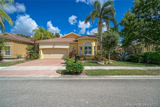 5841 NW 121st Ave, Coral Springs, FL 33076 (MLS #A10558840) :: Green Realty Properties