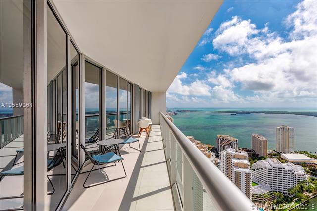 475 Brickell Ave #5109, Miami, FL 33131 (MLS #A10559064) :: Green Realty Properties