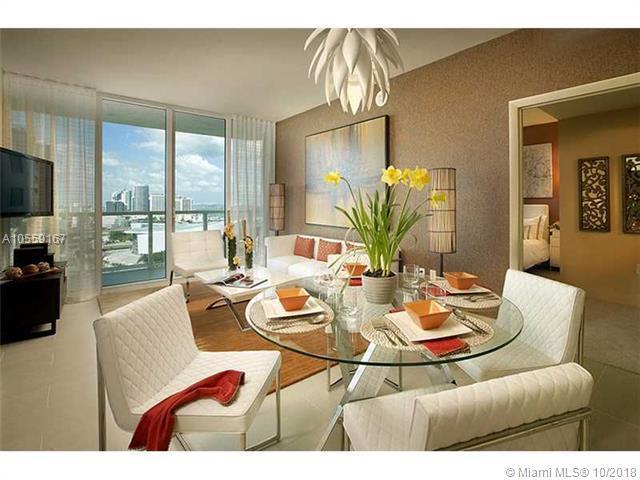 253 NE 2 ST #2401, Miami, FL 33132 (MLS #A10559167) :: Green Realty Properties
