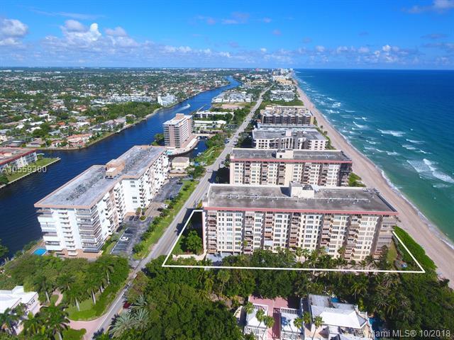 1147 Hillsboro Mile #801, Hillsboro Beach, FL 33062 (MLS #A10559300) :: Green Realty Properties