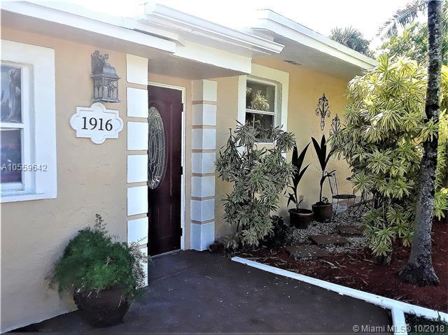 1916 E River Dr, Margate, FL 33063 (MLS #A10559642) :: Prestige Realty Group