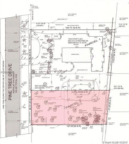 3115 Pine Tree Dr, Miami Beach, FL 33140 (MLS #A10559853) :: Grove Properties