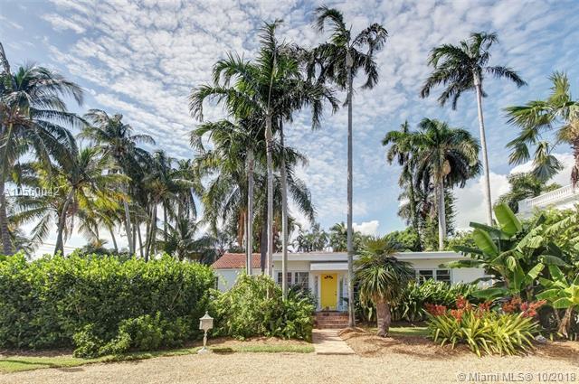 238 E San Marino Dr, Miami Beach, FL 33139 (MLS #A10560042) :: Miami Villa Team