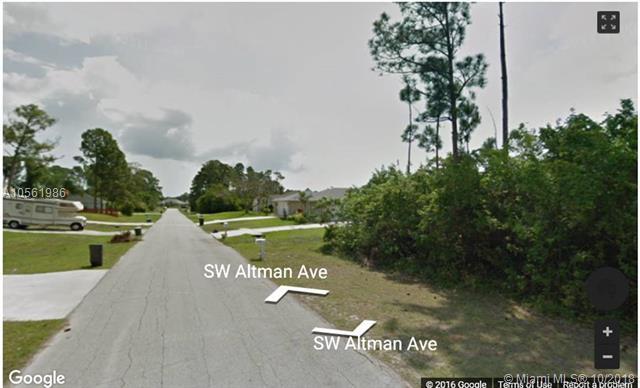 1844 SW Altman Ave, Port Saint Lucie, FL 34953 (MLS #A10561986) :: Castelli Real Estate Services