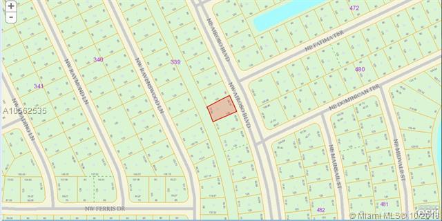 438 NW Airoso Blvd, Port Saint Lucie, FL 34983 (MLS #A10562535) :: Grove Properties