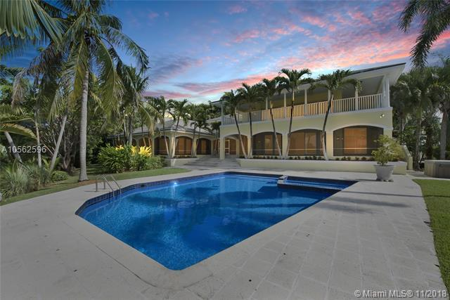 11098 Marin St, Coral Gables, FL 33156 (MLS #A10562596) :: Green Realty Properties