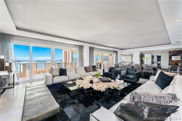 5282 W Fisher Island Dr #5282, Miami, FL 33109 (MLS #A10563278) :: The Rose Harris Group