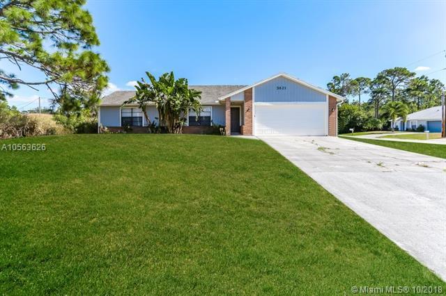 3621 SW Rosser Blvd, Port St. Lucie, FL 34953 (MLS #A10563626) :: Prestige Realty Group
