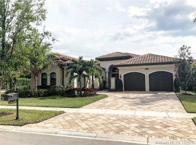 8510 Hawks Gully Ave, Delray Beach, FL 33446 (MLS #A10563894) :: The Riley Smith Group