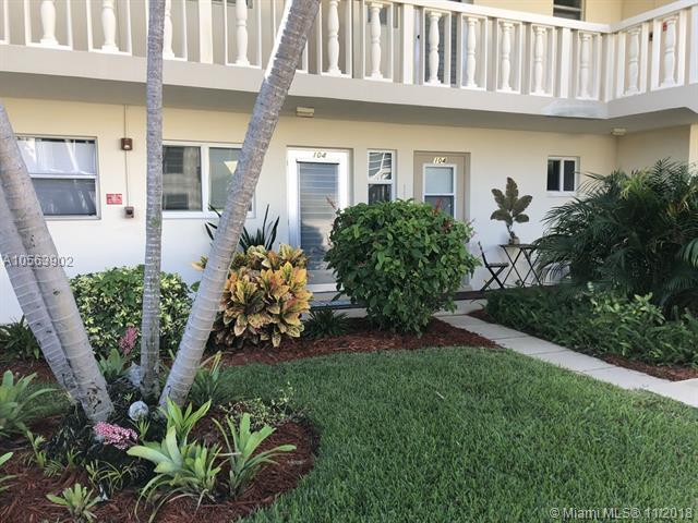 2121 NE 1st Ct #104, Boynton Beach, FL 33435 (MLS #A10563902) :: The Riley Smith Group