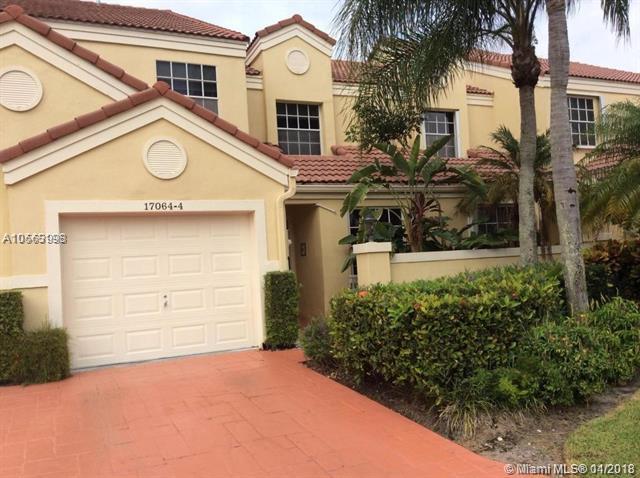 17064 Boca Club Blvd #4, Boca Raton, FL 33487 (MLS #A10563998) :: Green Realty Properties