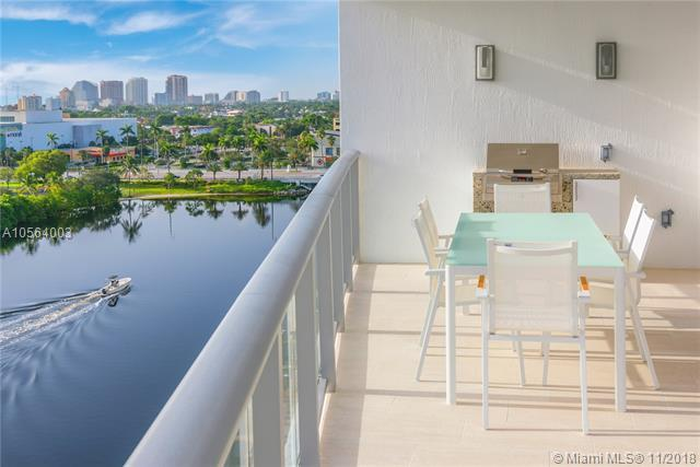 1180 N Federal Hwy #1501, Fort Lauderdale, FL 33304 (MLS #A10564003) :: The Riley Smith Group
