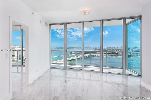 888 Biscayne Blvd #3709, Miami, FL 33132 (MLS #A10564122) :: Green Realty Properties