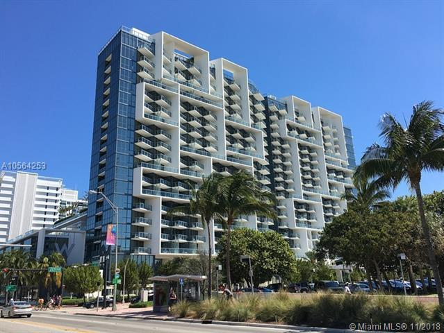 2201 Collins Ave #610, Miami Beach, FL 33139 (MLS #A10564253) :: Green Realty Properties