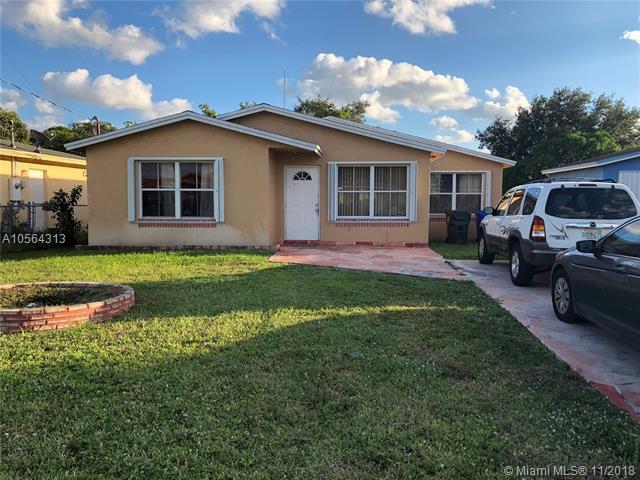 5420 SW 22nd St, West Park, FL 33023 (MLS #A10564313) :: Prestige Realty Group