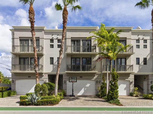 10207 W Bay Harbor Dr #2, Bay Harbor Islands, FL 33154 (MLS #A10564387) :: Miami Villa Team