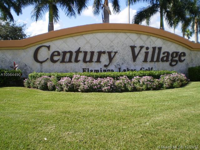 12500 SW 5th Ct 415M, Pembroke Pines, FL 33027 (MLS #A10564490) :: United Realty Group