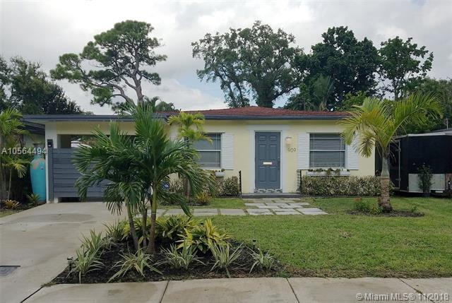 909 SW 19th St, Fort Lauderdale, FL 33315 (MLS #A10564494) :: The Riley Smith Group