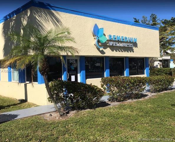 505 N Federal Hwy, Pompano Beach, FL 33062 (MLS #A10564507) :: The Riley Smith Group