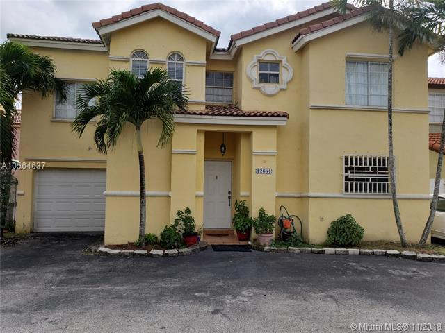 12684 NW 9th Ter, Miami, FL 33182 (MLS #A10564637) :: Prestige Realty Group