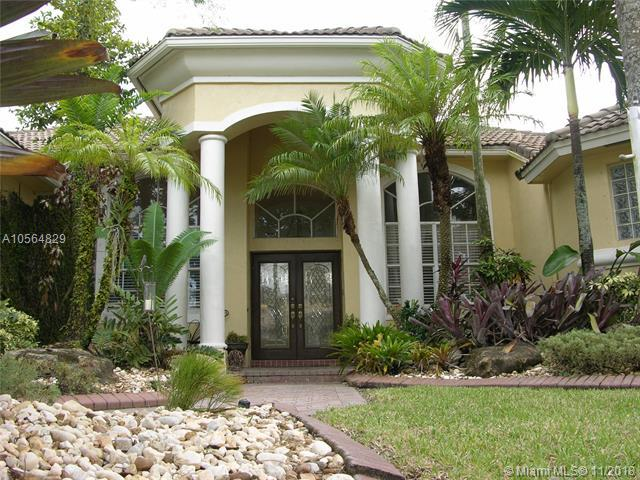2025 NW 140th Ave, Pembroke Pines, FL 33028 (MLS #A10564829) :: Green Realty Properties