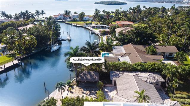7325 Belle Meade Blvd, Miami, FL 33138 (MLS #A10565362) :: Miami Lifestyle