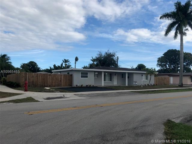 3490 SW 20th St, Fort Lauderdale, FL 33312 (MLS #A10565465) :: Miami Villa Team