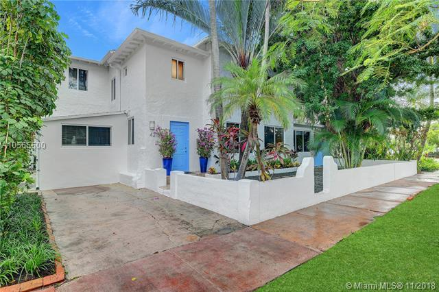 4215 Post Ave, Miami Beach, FL 33140 (MLS #A10565500) :: Green Realty Properties