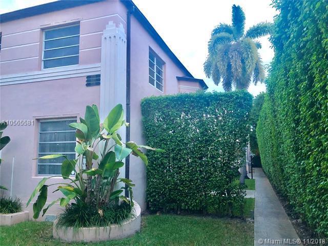 1535 Meridian Ave #11, Miami Beach, FL 33139 (MLS #A10565581) :: Green Realty Properties