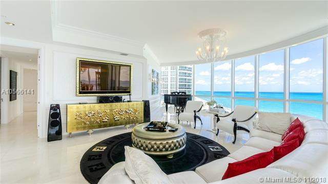 18101 Collins Ave #1109, Sunny Isles Beach, FL 33160 (MLS #A10566141) :: Keller Williams Elite Properties