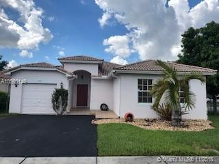 1770 SW 119th Ter, Miramar, FL 33025 (MLS #A10566146) :: Green Realty Properties