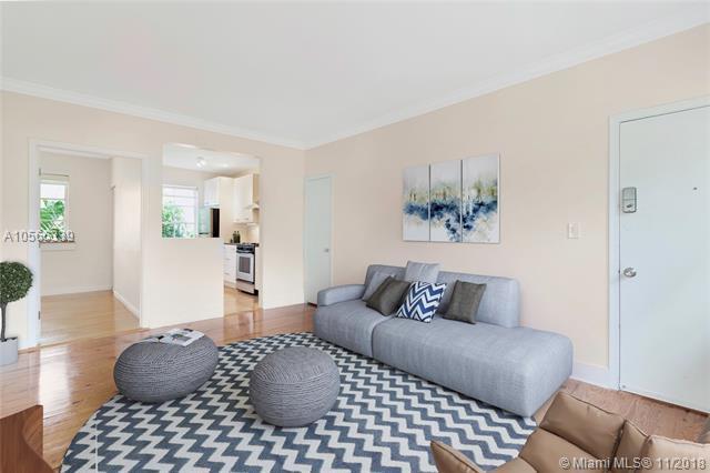 736 Lenox Ave B8, Miami Beach, FL 33139 (MLS #A10566339) :: Green Realty Properties