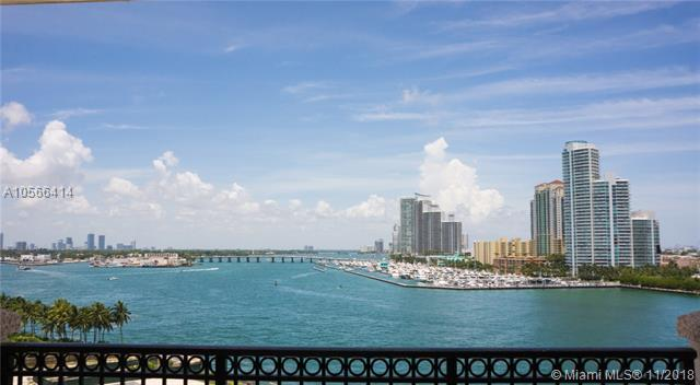 7091 Fisher Island Drive #7091, Fisher Island, FL 33109 (MLS #A10566414) :: The Rose Harris Group