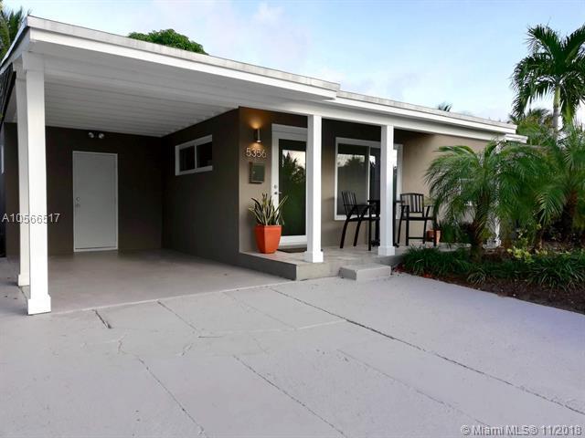 5356 NE 5th Ave, Oakland Park, FL 33334 (MLS #A10566517) :: The Riley Smith Group