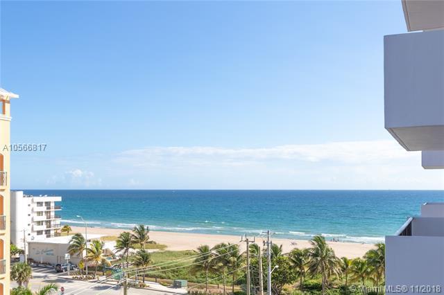 405 N Ocean Blvd #705, Pompano Beach, FL 33062 (MLS #A10566817) :: The Riley Smith Group