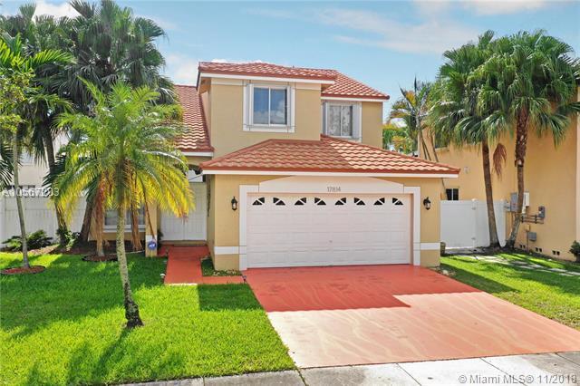 17814 NW 21st St, Pembroke Pines, FL 33029 (MLS #A10567203) :: Prestige Realty Group