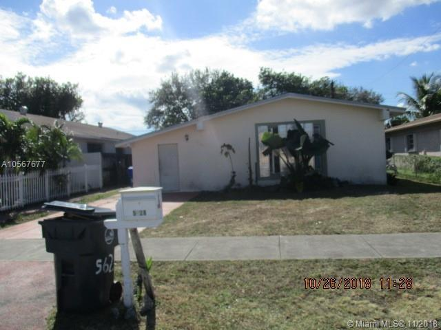 5628 SW 36th Ct, West Park, FL 33023 (MLS #A10567677) :: Prestige Realty Group