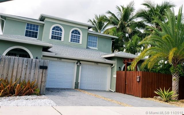 1141 NE 3rd Ave, Fort Lauderdale, FL 33304 (MLS #A10567847) :: The Riley Smith Group