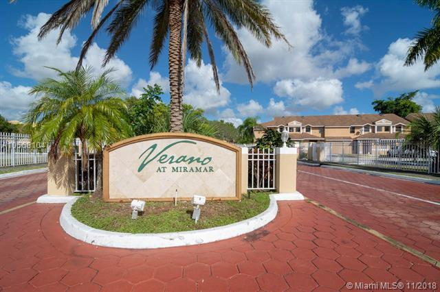 2250 SW 81st Ave #2250, Miramar, FL 33025 (MLS #A10568104) :: The Chenore Real Estate Group