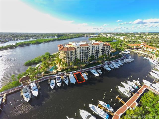 348 S Us Highway 1, Slip #21, Jupiter, FL 33477 (MLS #A10568181) :: Miami Villa Team
