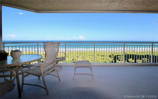 3880 N A1a #603, Hutchinson Island, FL 34949 (MLS #A10569050) :: The Riley Smith Group