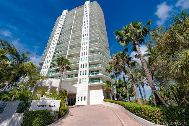 2645 S Bayshore Dr #1702, Miami, FL 33133 (MLS #A10569141) :: The Riley Smith Group