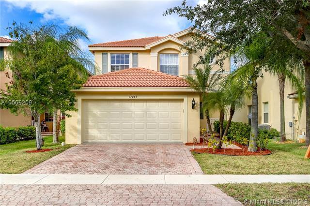 11479 Sage Meadow Ter, Royal Palm Beach, FL 33411 (MLS #A10569209) :: The Adrian Foley Group