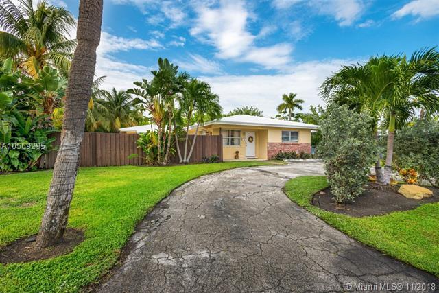 4515 NE 16th Ave, Oakland Park, FL 33334 (MLS #A10569295) :: Miami Villa Team