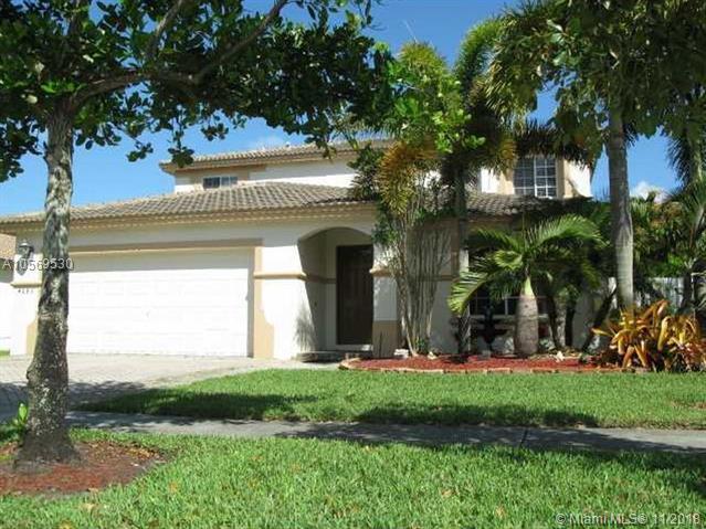 4683 SW 127th Ter, Miramar, FL 33027 (MLS #A10569530) :: Green Realty Properties