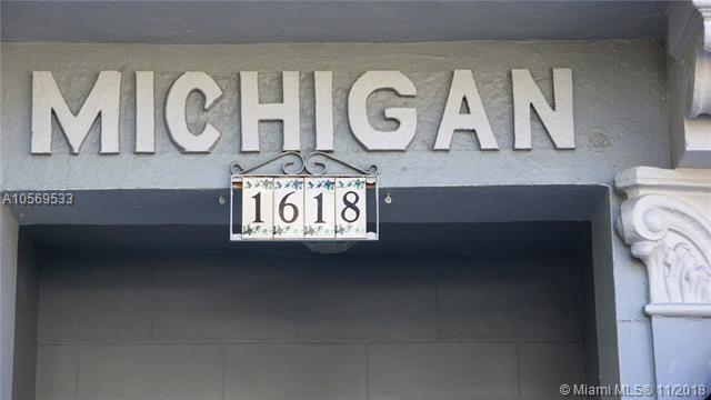 1618 Michigan Ave #33, Miami Beach, FL 33139 (MLS #A10569533) :: Green Realty Properties